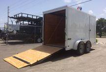 Dump Trailer Miami Dade County