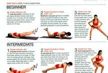 fitness  / by Michelle Bentley-Jordan