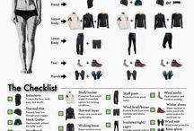 Seznam oblečení
