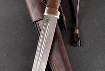 Guns,knives,axes