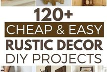 *DIY craft projects