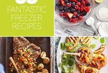 Recipes/Freezer