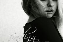 Novel - Finding the Cure / Idea Board