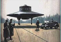 nazi platillo volador