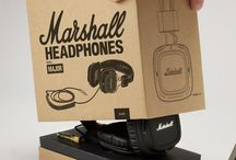 Headphone packages