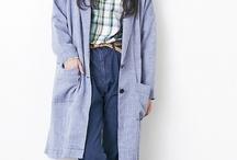 fashion / シンプル