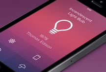 Mobile UI | Contents / Mobile Design Inspiration / by Timoa