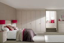 Bedroom Design Ideas modern / Modern and contemporary Fitted Wardrobes and Bedrooms portfolio