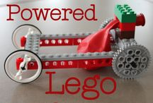 Kids: Lego is Cool / Fun ideas and inspiration using Lego - things to build, ways to store Lego, ways to display Lego, other Lego related fun stuff! / by The Crafty Mummy