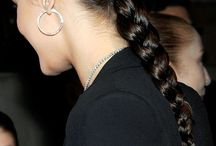 Holiday Party Hair Inspiration / Holiday Party Hair Inspiration