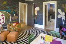 Playrooms  / Fun ideas and designs for the most fun room in the home.  / by Project Nursery | Junior