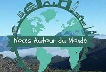 Préparatifs Tour du monde / Découvrez tous les préparatifs pour organiser un tour du monde !