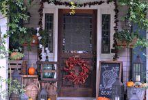 Holiday Porch Ideas