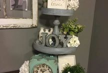 Home decoration - Spring and Easter / Decoration ideas for spring time and easter season