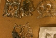 Silicone Moulds and Resin Casting / Silicone Moulds and Resin Casting