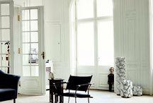 Decor. Living room idea. Mieszkanie w kamienicy.
