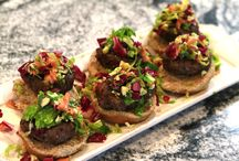Foxhollow Beef Sliders with Brussel Sprout Slaw / Foxhollow Beef Sliders with Brussel Sprout Slaw. Learn how to make it at - Fresh and local and subscribe to our YouTube Channel, we want to make more videos!