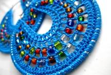 Tejido / Aros a Crochet