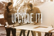 Upcycle It! / Don't throw it out! Upcycle it! Almost anything can be a treasure with some creativity.  / by FYI TV