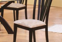 Dining Chairs, Kitchen Chairs / Choose Ashleydeals.com for affordable, quality regular height dining chairs in the latest design styles. We offer dining chairs in nearly every shape and finish style. All dining chairs ship FREE to the continental U.S., usually within 3-4 business days! www.ashleydeals.com/dining-chairs.html