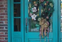 Home: Front Doors
