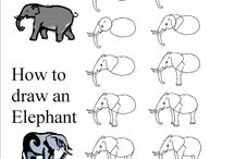 How To Draw A/An... / Artsy instruction that doesn't pertain only to drawing / by Emily Bellamy