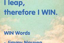 WIN Words