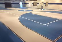 Commercial and Gym Floors