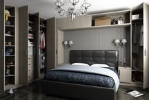 Fitted Bedrooms / Fitted made to measure bedrooms by Urban Wardrobes London, UK