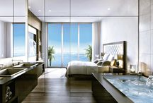GRAN PARAISO-INTERIOR / Gran Paraiso is luxury tower located in North Edgewater, near to Miami Beach. This building is a representative piece of contemporary european design and is now for sale!