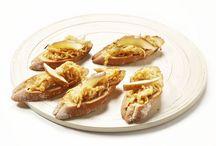 Meesterlijke Recepten / De lekkerste recepten met brood van uw Meesterbakker. Er kan zoveel meer met brood! Wij inspireren u graag met lekkere broodrecepten. Zo maakt u van uw lunch een feestje en heeft u originele hapjes bij de borrel.