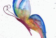 Watercolours / Beginners
