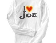 Joe T-Shirts / T-Shirts for your favorite Joe!