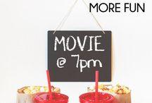 Movie night