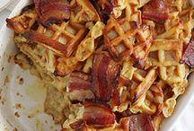 BAKE ME: Waffles