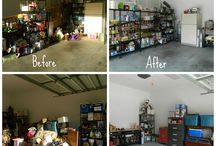 Sorted Projects / Before & After