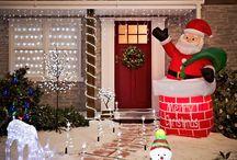 Retro Christmas Yard Ideas