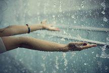 Let in rain!