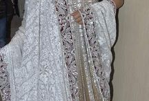 bridal outfit shawl