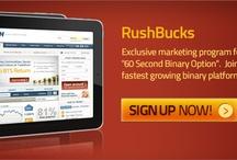 Rushbucks binary options