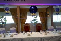 Balloons for Wedding / Have a look at some wedding balloons
