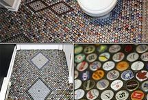 Quirky flooring