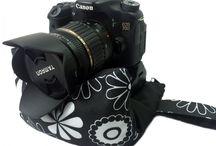 Kamerazubehör nähen (kostenlose Schnittmuster) / Alle Schnittmuster findest du auf  http://www.selbernaehen.net/kostenlose-schnittmuster