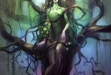 Fairies & Magic Creatures / Fairies and Elves #fairy #doll #elves #magic #mystical