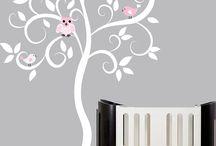Lily's Bedroom Ideas / by Anita Munoz-Boyle