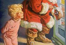Christmas nostalgic memory/ Julebilder