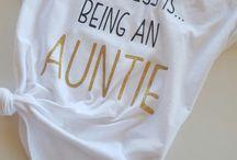 Auntie/ Godmother duties