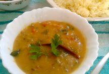 Indian Dal (lentils) recipes / Indian Dal (lentils) recipes