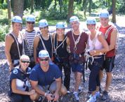Corporate Team Building / Corporate Team Building at Adventure Links.  For over 10 years Adventure Links has worked comprehensively with clients to develop programs integrating: leadership development, performance optimization and corporate team building.