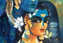 индийская живопись